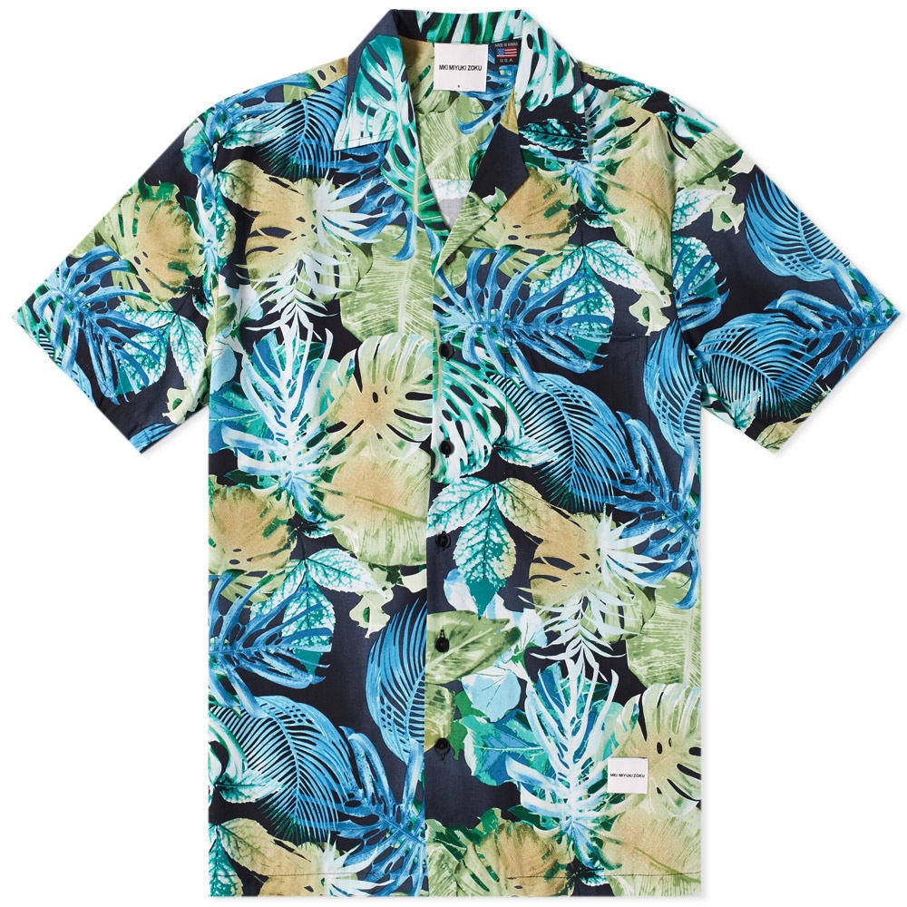 Photo: MKI Tropical Vacation Shirt