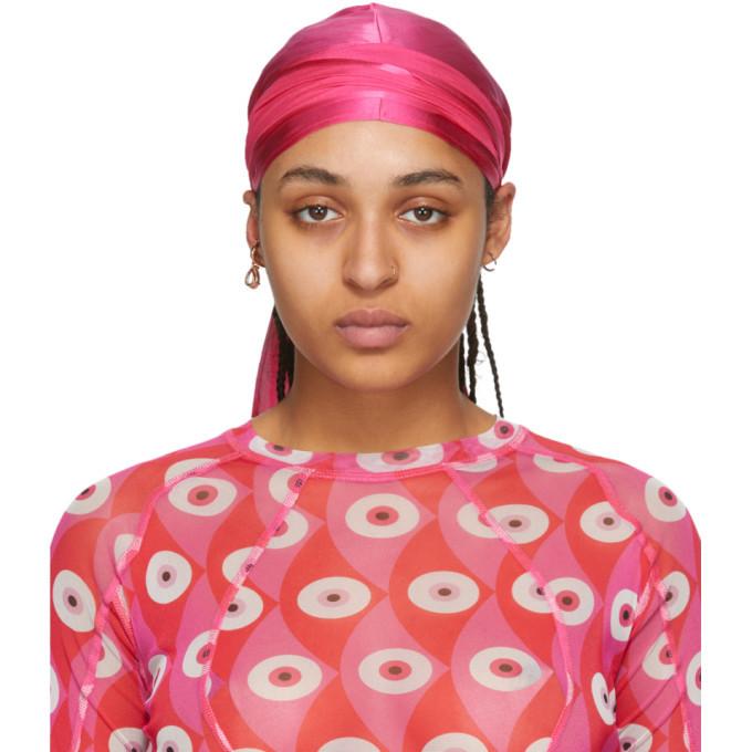 Photo: GmbH Pink Silk Emel Headscarf