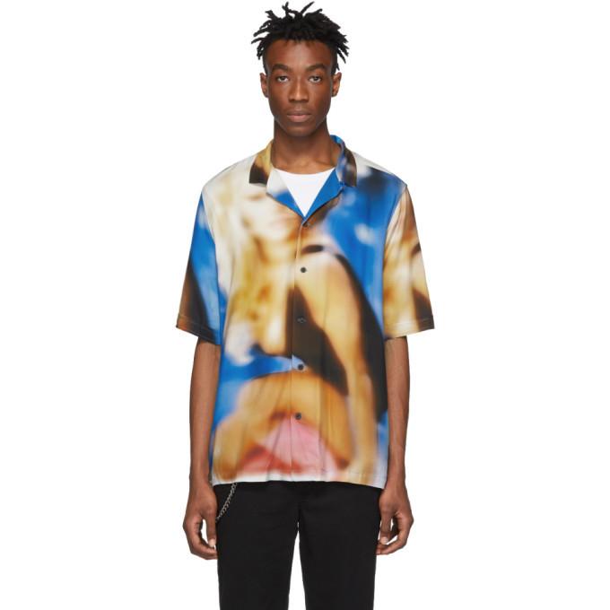 Ksubi Multicolor Pin Me Up Resort Shirt