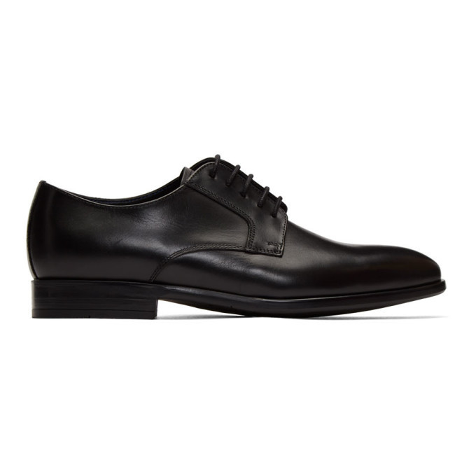 Photo: PS by Paul Smith Black Daniel Derbys