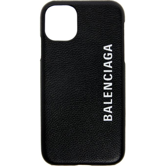 Photo: Balenciaga Black Cash iPhone 11 Case