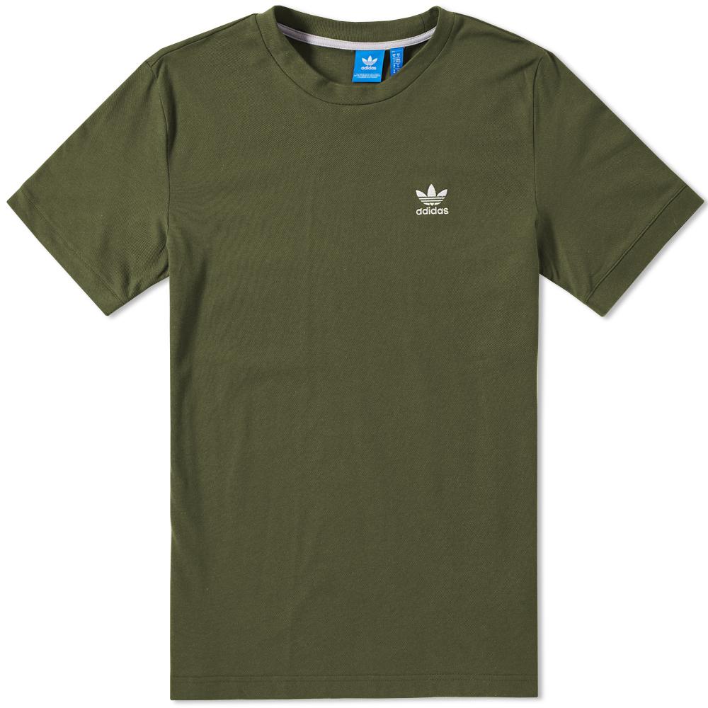 Photo: Adidas Long Logo Tee