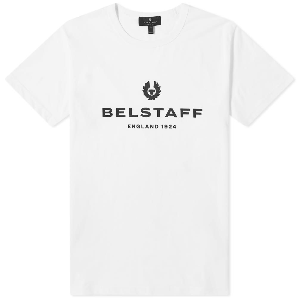 Photo: Belstaff 1924 Logo Tee