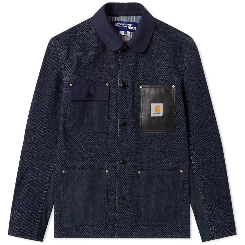 Junya Watanabe MAN x Carhartt Denim Work Jacket