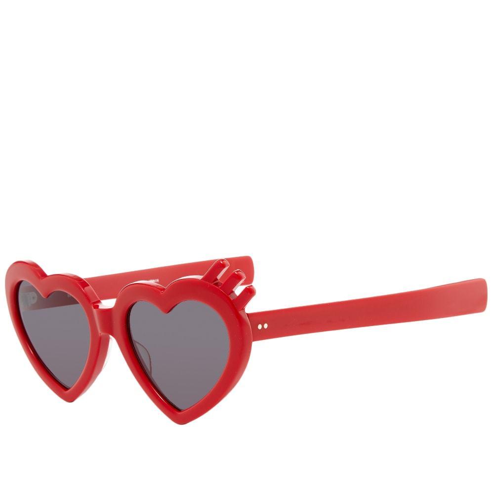 Photo: Human Made Heart Sunglasses