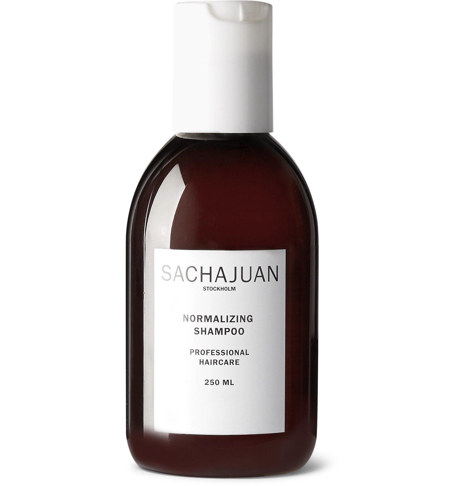 Photo: SACHAJUAN - Normalizing Shampoo, 250ml - Colorless