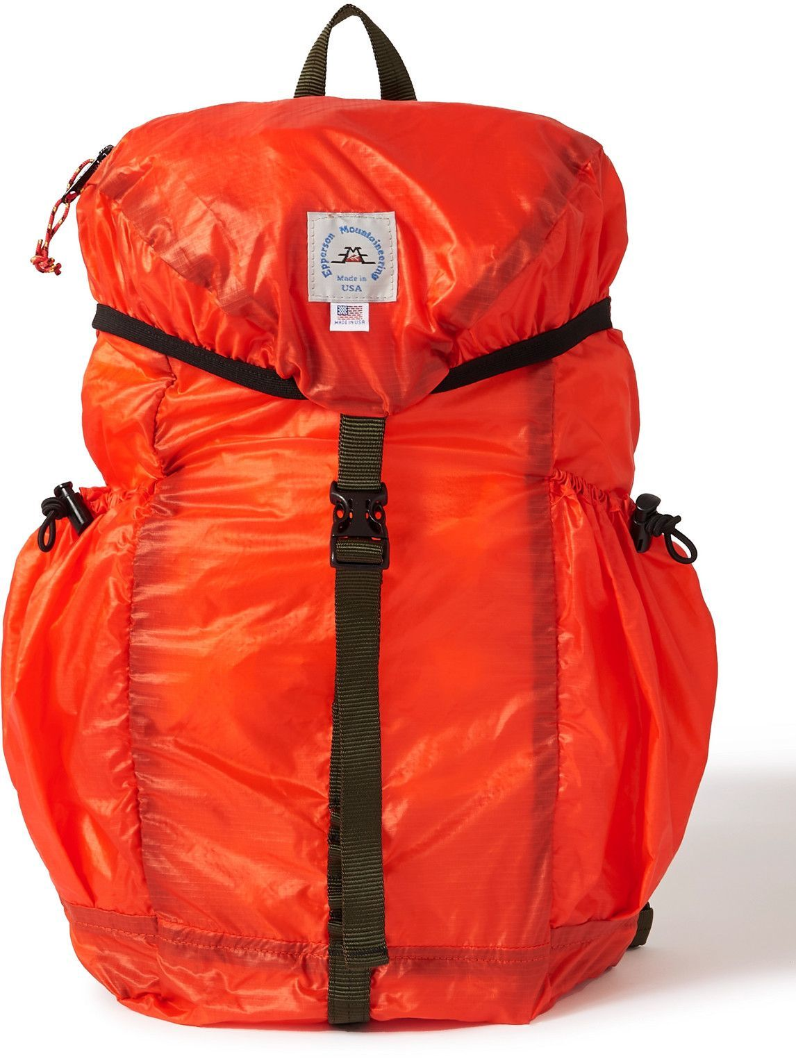 Photo: Epperson Mountaineering - Packable Logo-Appliquéd Nylon-Ripstop Backpack