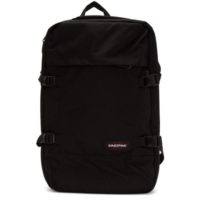 Photo: Eastpak Black Transpack Backpack