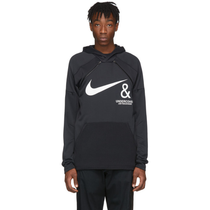 Photo: Nike Black and White Undercover Edition NRG Pullover Hoodie