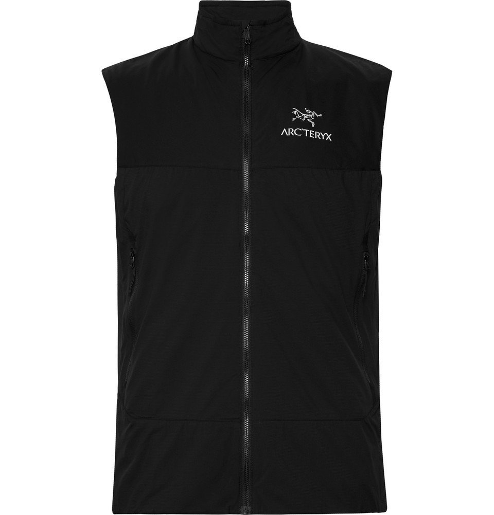 Photo: Arc'teryx - Atom SL Quilted Shell Gilet - Men - Black