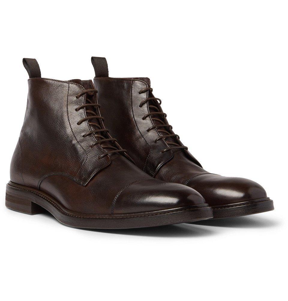 Paul Smith - Jarman Cap-Toe Leather