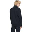 C.P. Company Navy Fleece Zip-Up Sweater