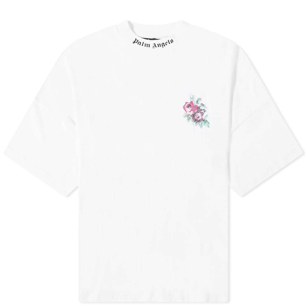 Photo: END. x Palm Angels Oversize Rose Tee