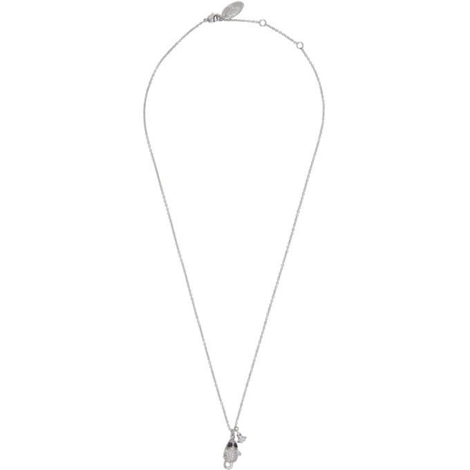 Photo: Vivienne Westwood Silver Rat Necklace