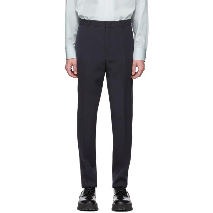 Photo: Jil Sander Navy Essential Trousers