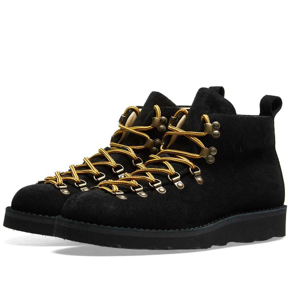 Photo: Fracap M120 Black Vibram Sole Scarponcino Boot