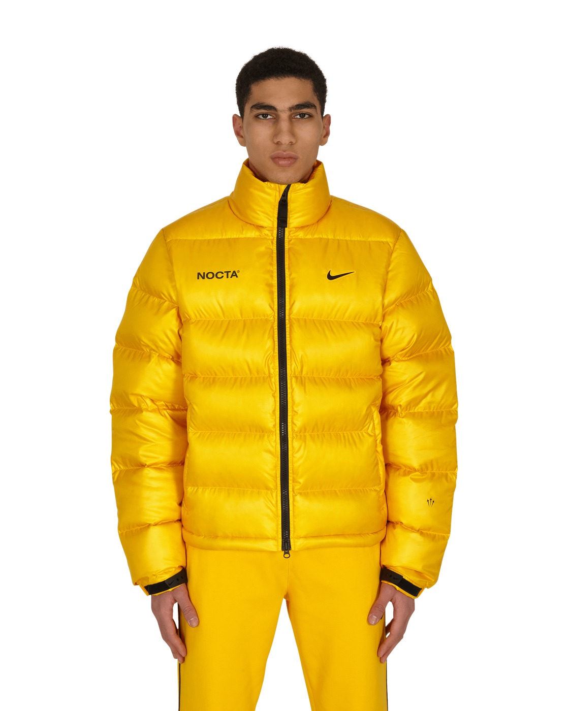 Photo: Nike Special Project Nocta Puffer Jacket University Gold