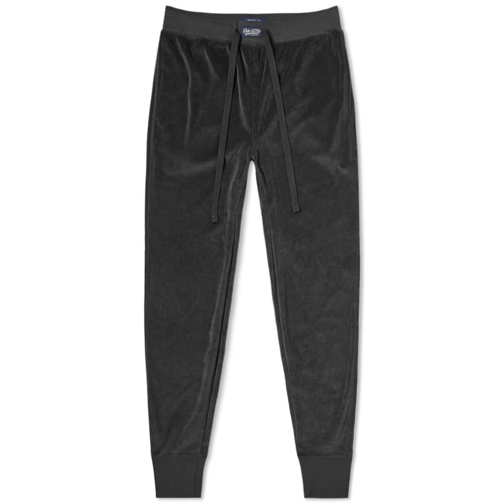 Photo: Polo Ralph Lauren Velour Sleepwear Sweat Pant