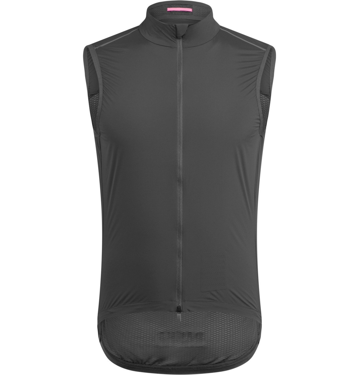 Photo: Rapha - Pro Team Mesh-Panelled Shell Cycling Gilet - Gray