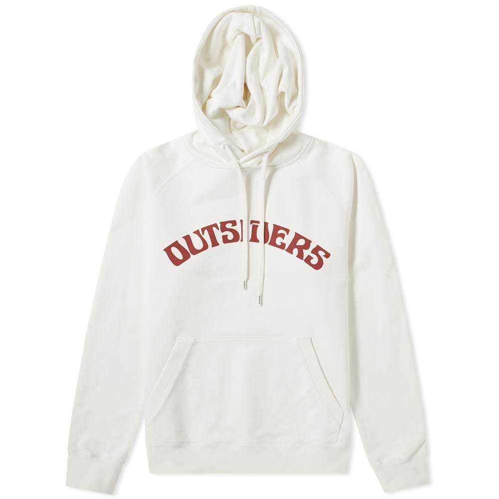 Wood Wood Fred Outsiders Popover Hoody