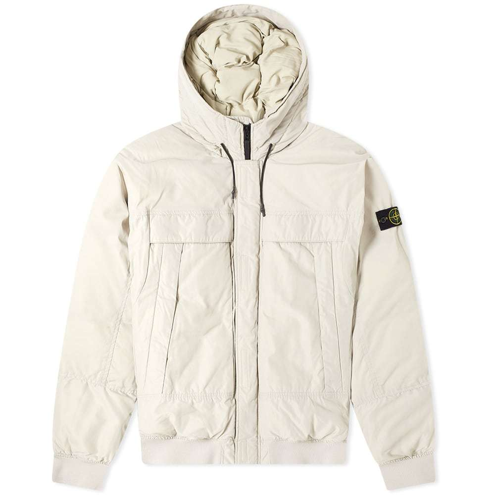 Photo: Stone Island Micro Reps Short Down Jacket