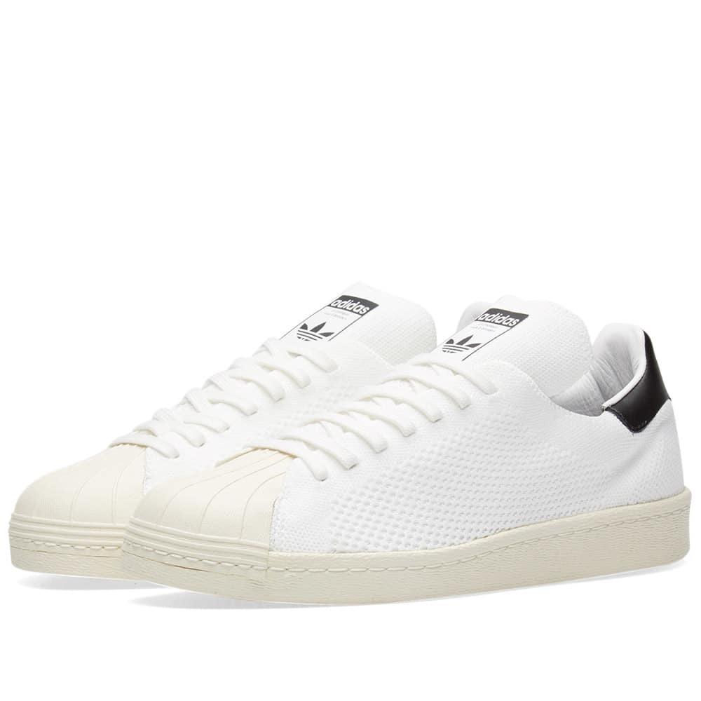 Adidas Superstar 80s PK White