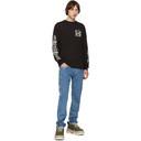 Aries Black i-D Edition Rats Long Sleeve T-Shirt