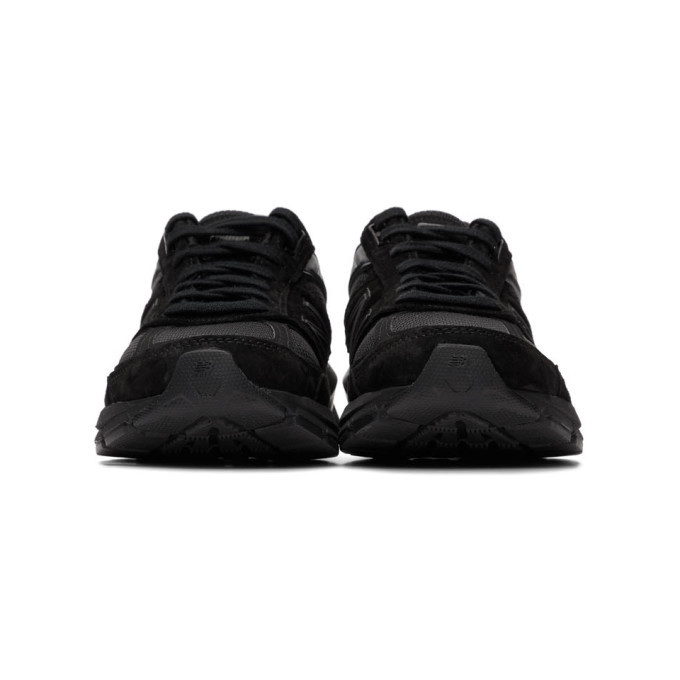 New Balance Black Made In US 990v5 Sneakers