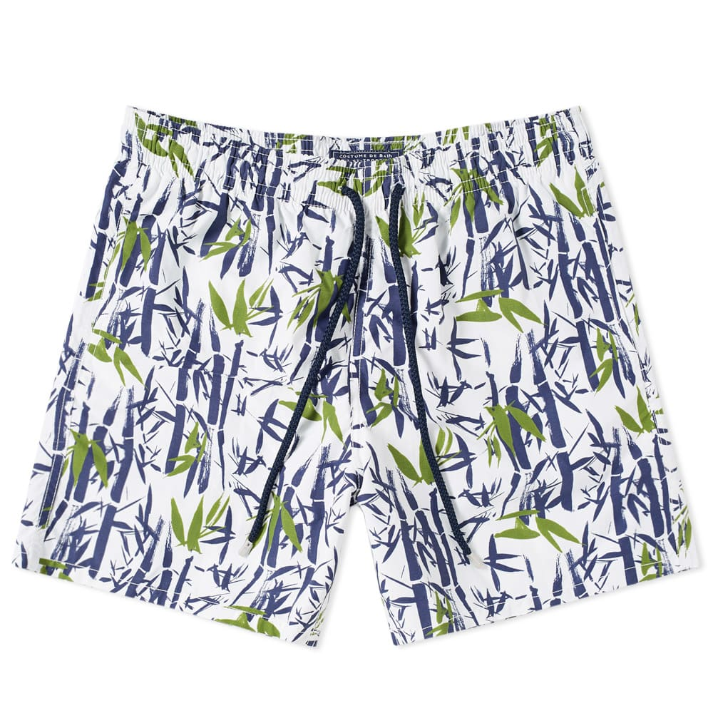 Photo: Vilebrequin Moorea Bamboo Print Swim Short