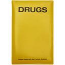 Raf Simons Yellow Zipped Book Pouch
