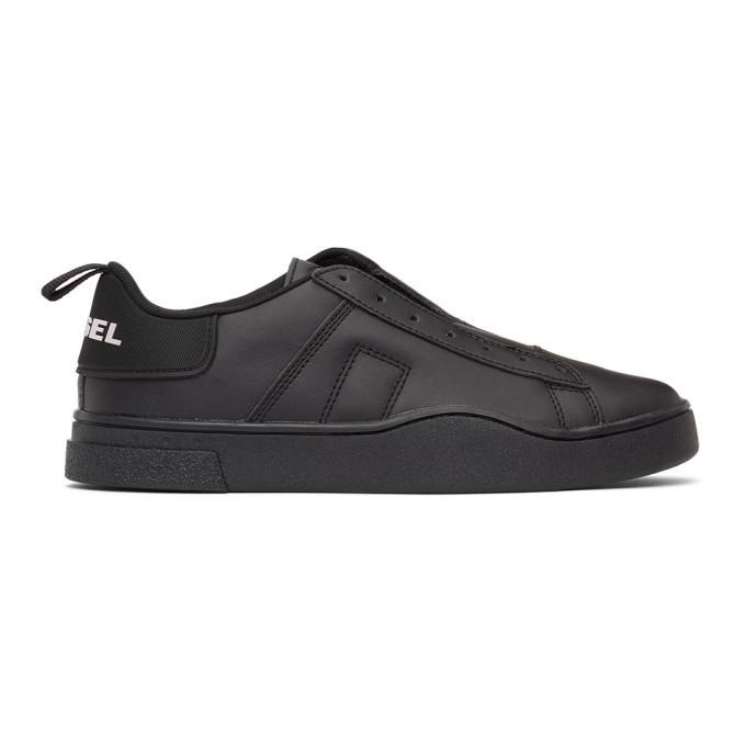 Photo: Diesel Black S-Clever SO Sneakers
