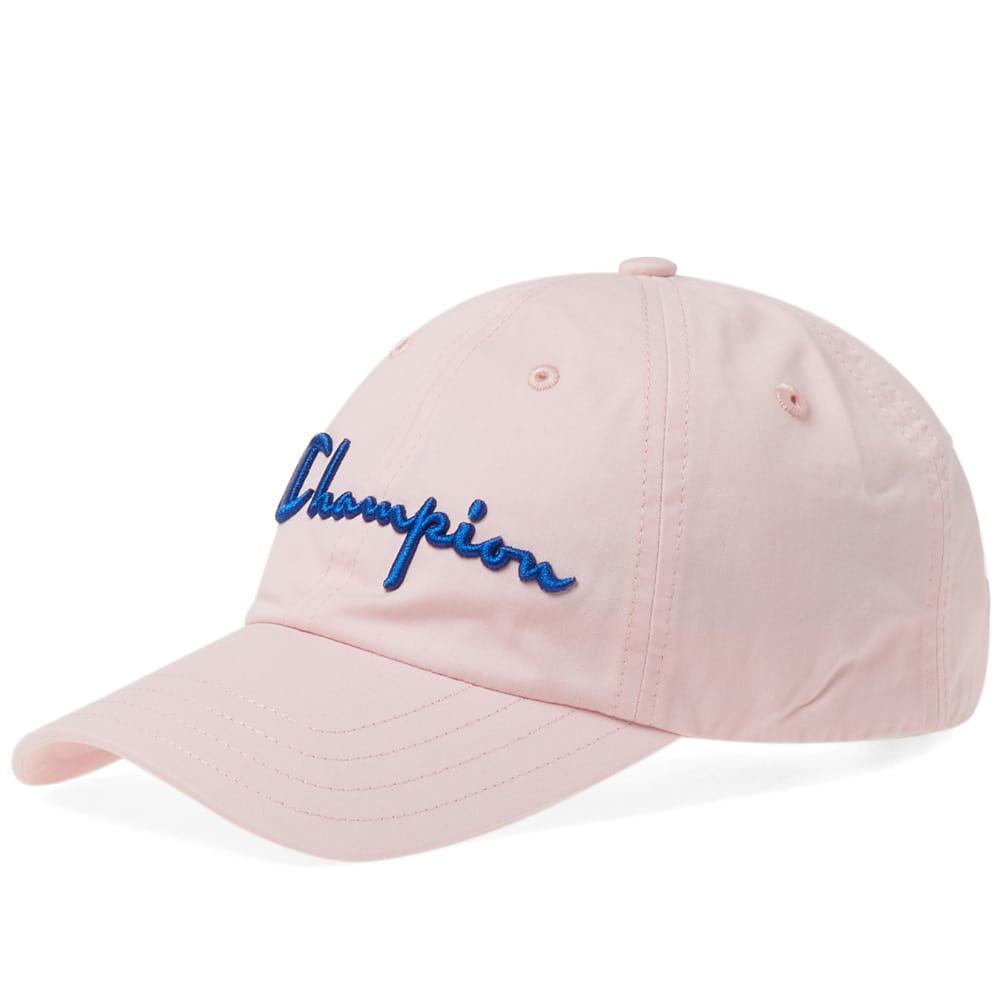 2dc58268a78 by Champion x Beams. Champion Reverse Weave Logo Baseball Cap