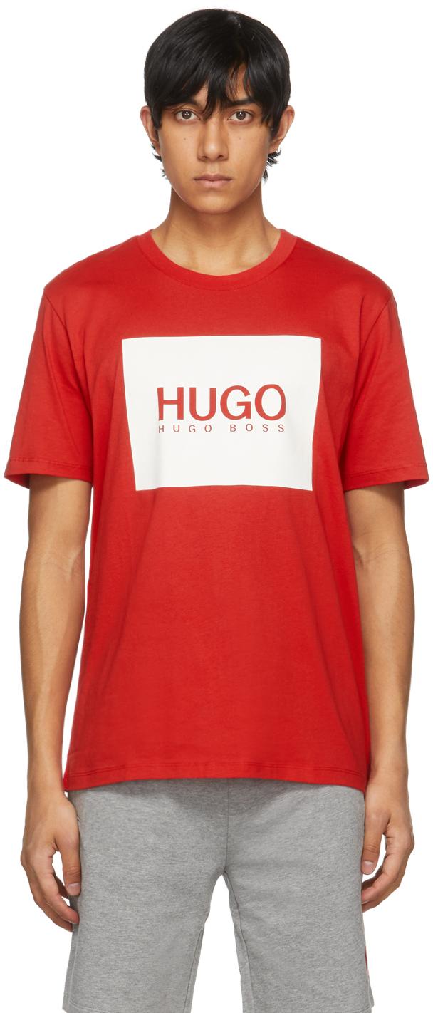 Photo: Hugo Red Dolive T-Shirt