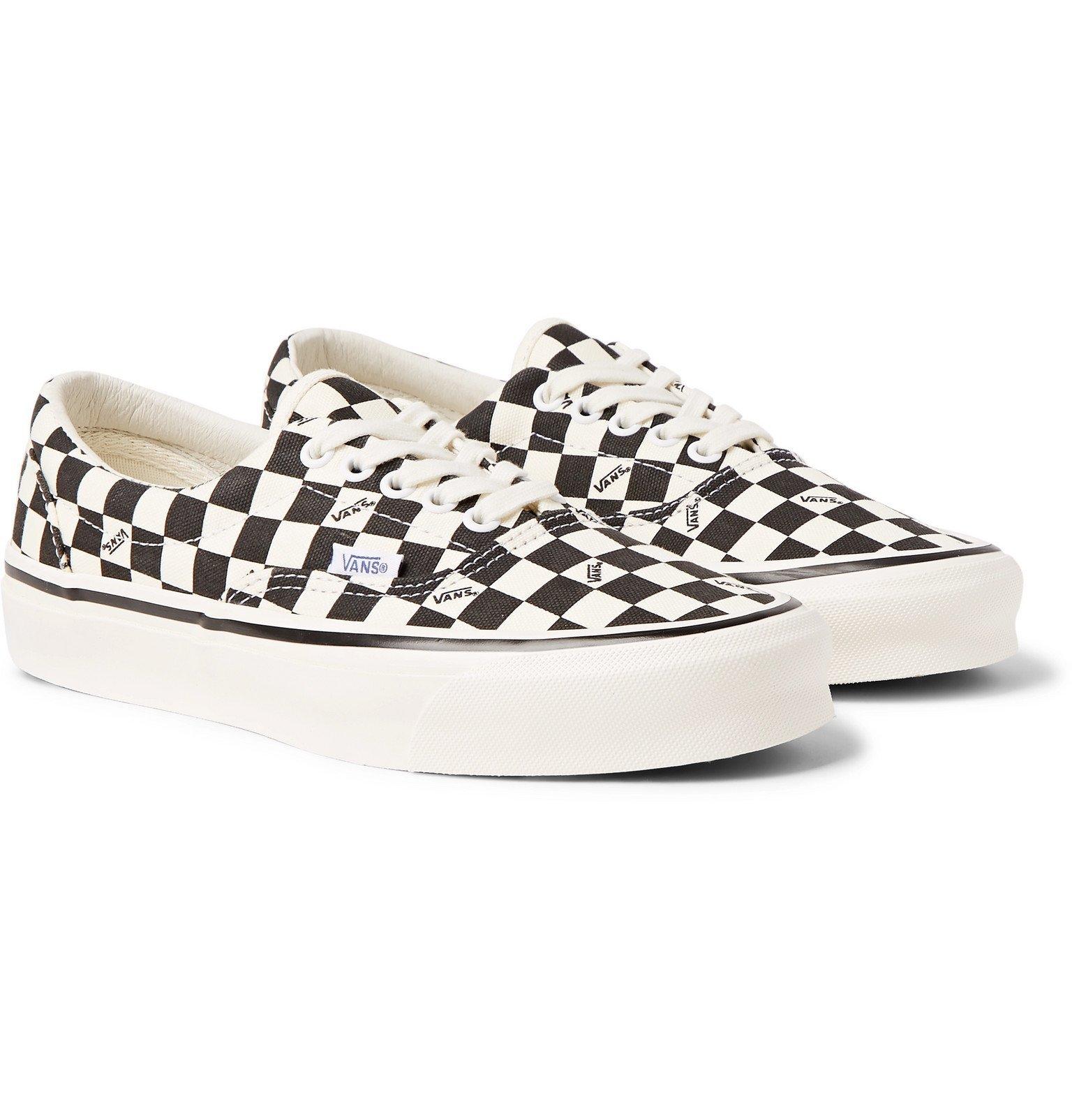 Vans - OG Era LX Checkerboard Canvas