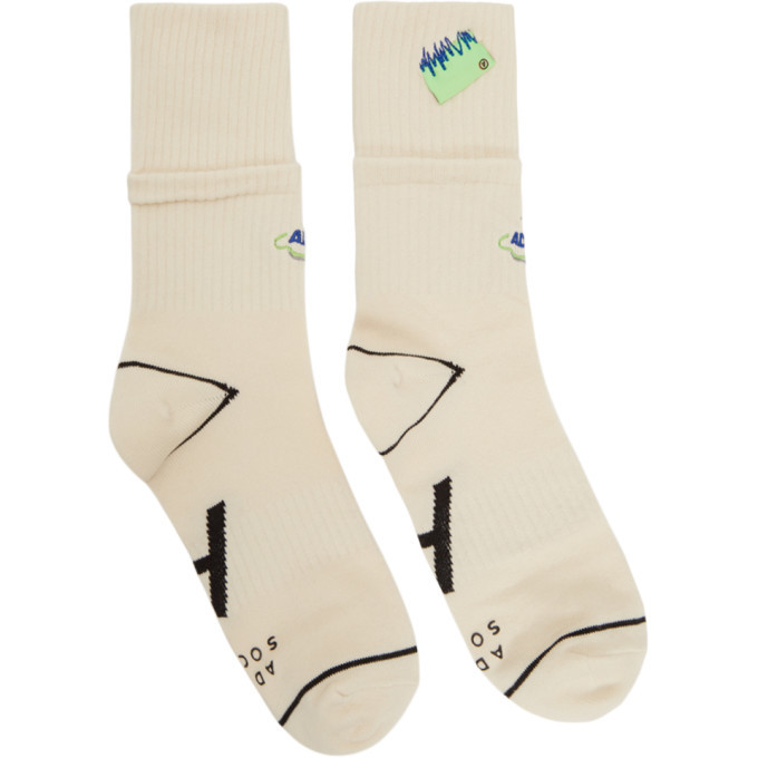 Photo: ADER error White Stonet Socks