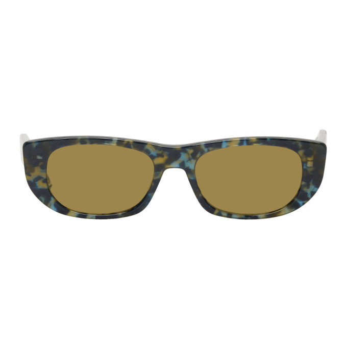 Photo: Thom Browne Tortoiseshell TBS417 Sunglasses