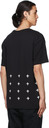 Ksubi Black 4 x 4 Kross Biggie T-Shirt