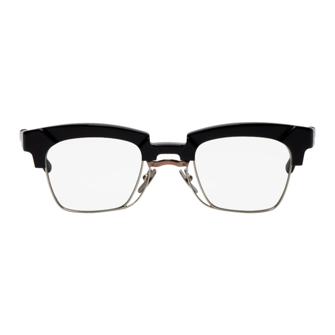 Photo: Kuboraum Black N6 BS Glasses