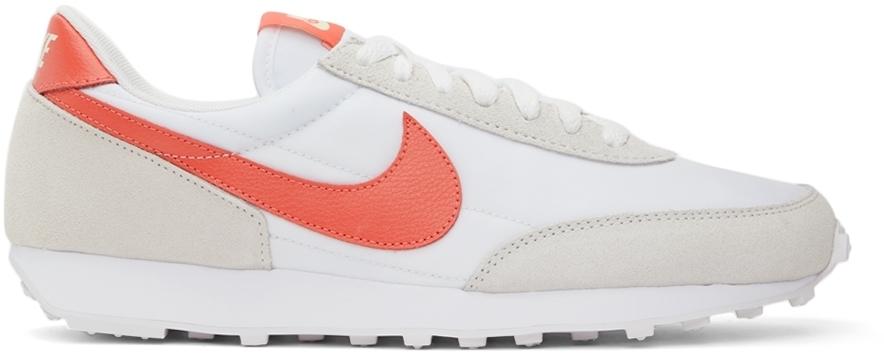 Photo: Nike White Daybreak Sneakers