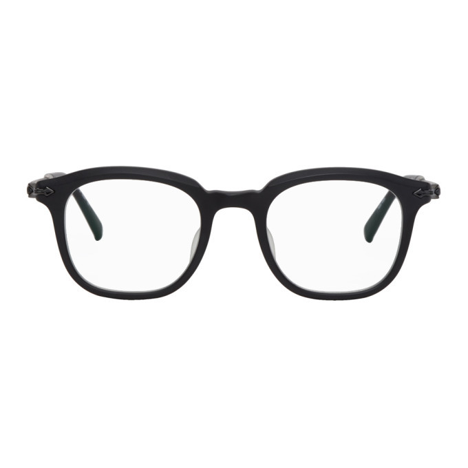 Photo: Matsuda Black Matte M2039 Glasses