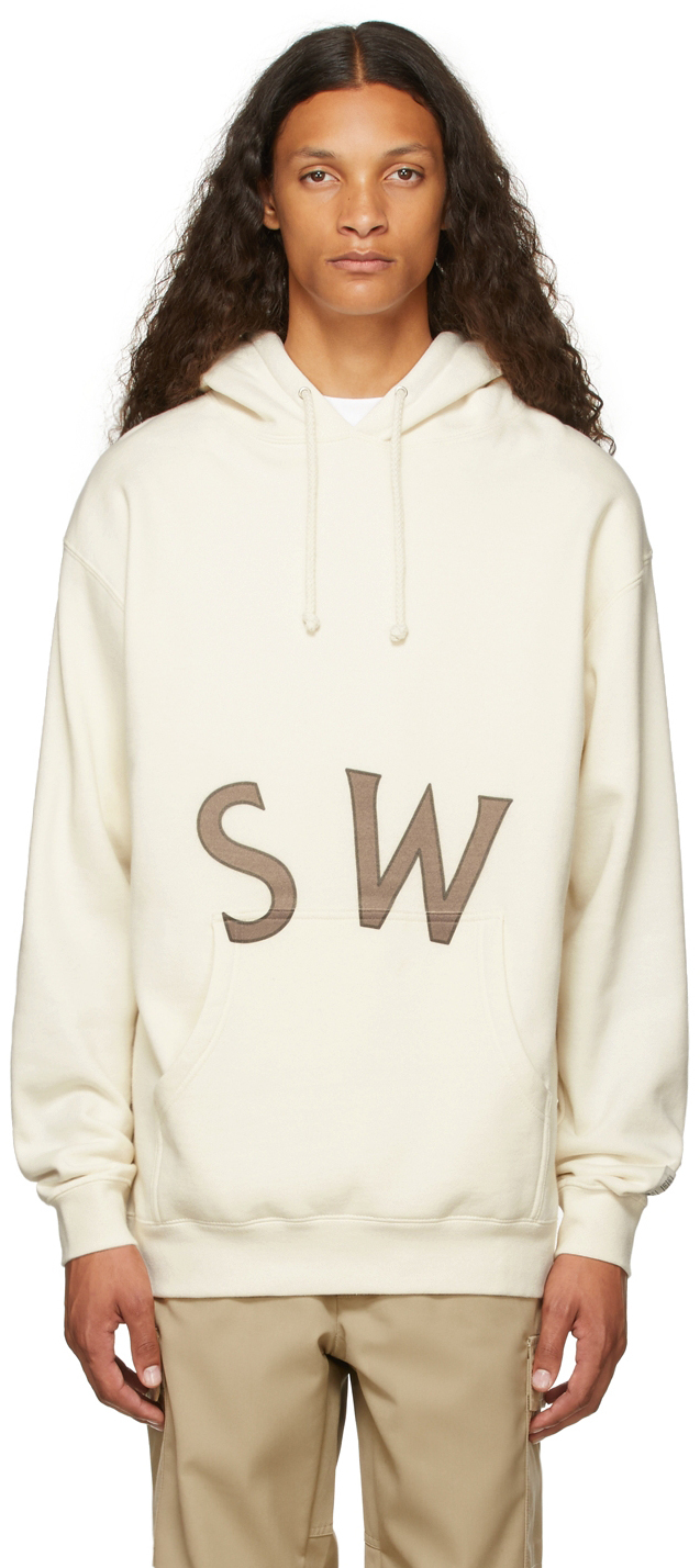 Photo: Saintwoods Off-White It's On Site Hoodie