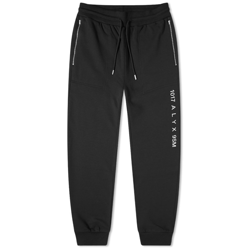 Photo: 1017 ALYX 9SM Visual Sweat Pant
