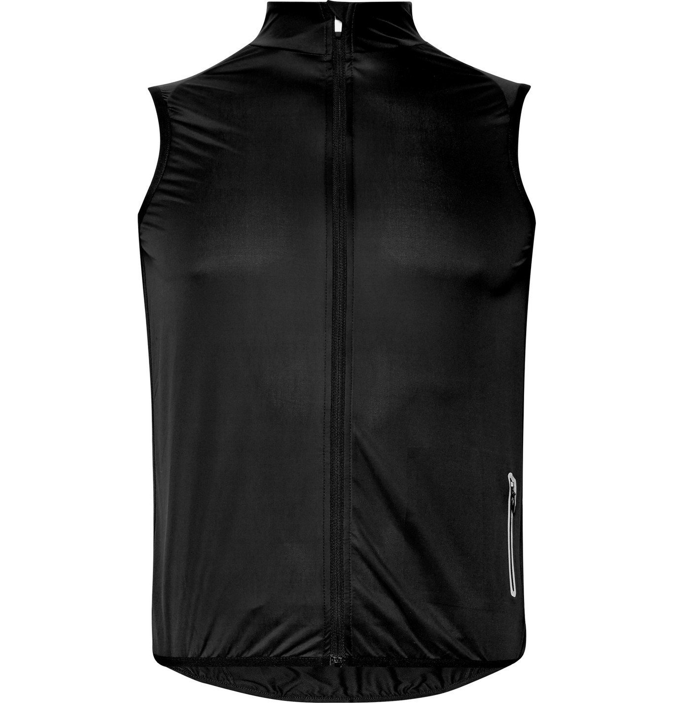 Photo: POC - Essential Road Wind Stretch-Shell Gilet - Black