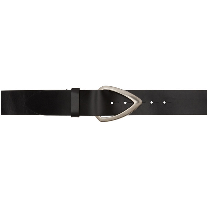 Photo: Isabel Marant Black Idiani Belt