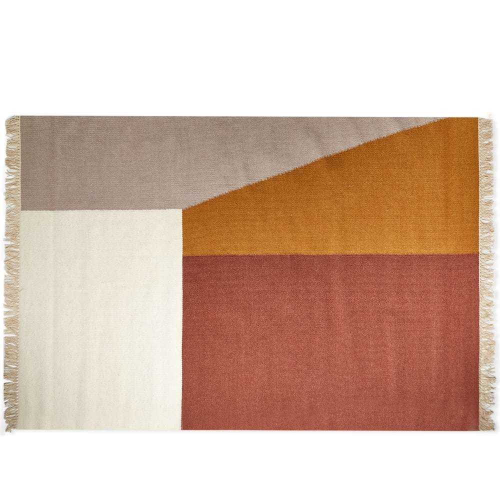 Photo: Ferm Living Medium Kelim Rug