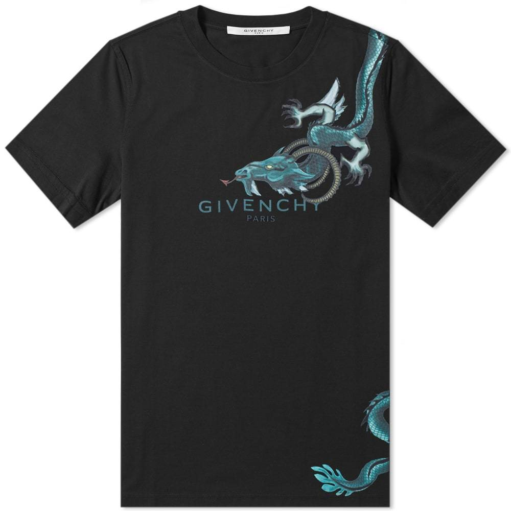 Photo: Givenchy Capricorn Dragon Tee