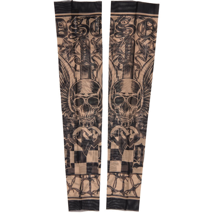 Photo: Dsquared2 Black Tattoo Sleeves