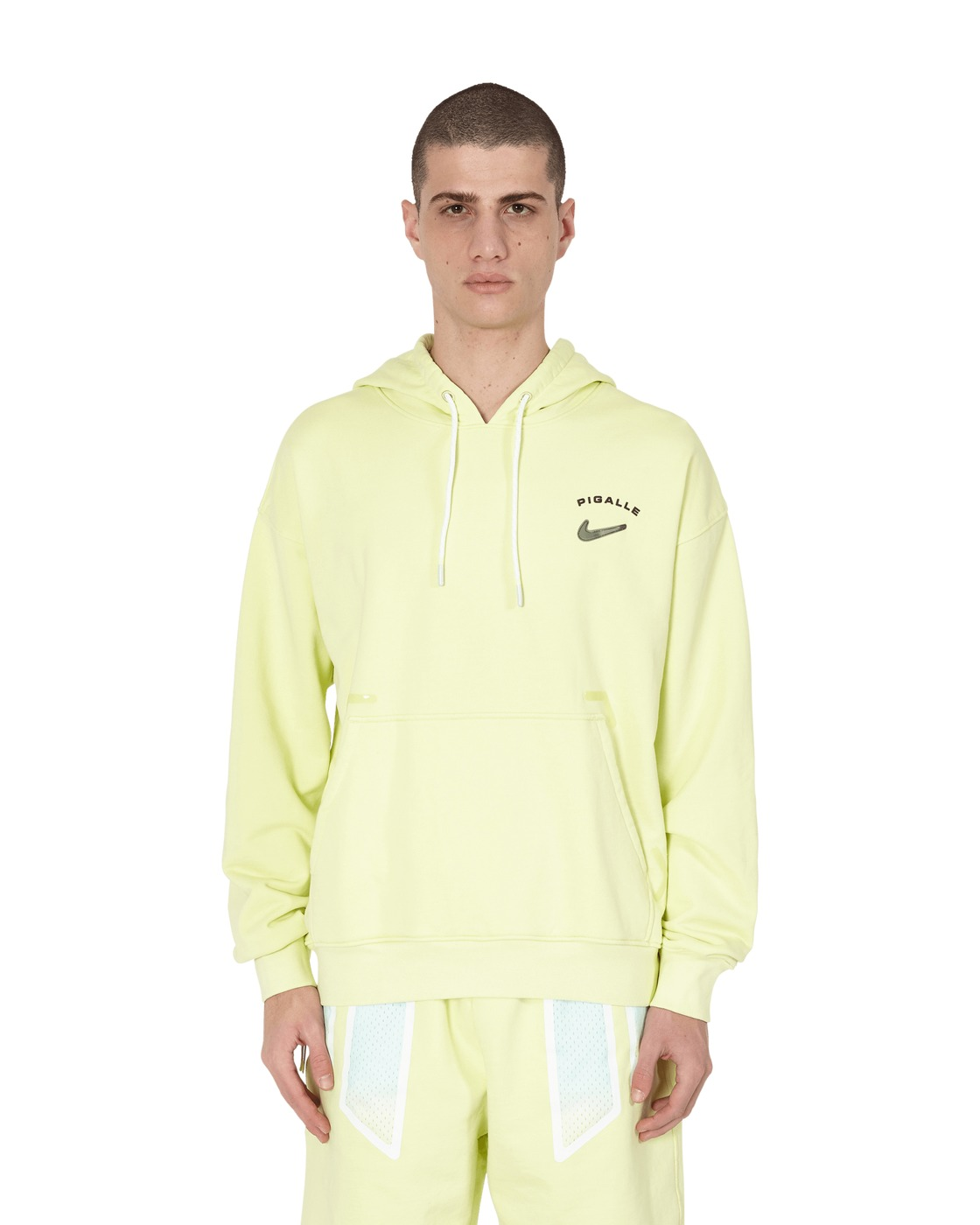 Nike Special Project Pigalle Hooded Sweatshirt Luminous Green
