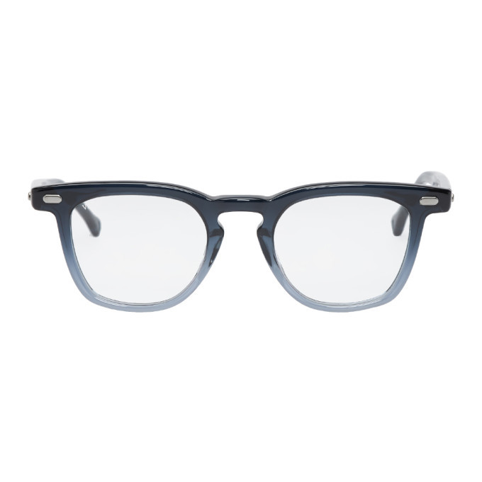 Photo: OAMC Blue D-Lux Glasses