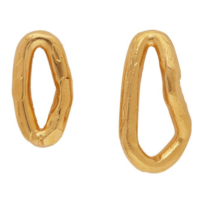Photo: Alighieri Gold The Phoenician Earrings